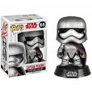 Funko Pop Captain Phasma Star Wars Last Jedi