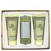 Parlux Bellagio Eau De Toilette Spray 3.4 oz / 100 mL + Shower Gel 6.8 oz / 201 mL + After Shave Balm 6.8 oz / 201 mL 417382