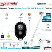 Promate Zap Wireless Camera Remote Control for
