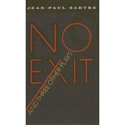 No Exit and Three Other Plays, Hardcover/Jean-Paul Sartre