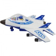 MySale Push Back High Quality Sky Fighter Plane Toy Gift for Kids
