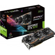 SALE OUT. ASUS STRIX-GTX1070-O8G-GAMING Asus REFURBISHED. USED. WITHOUT ORIGINAL PACKAGING