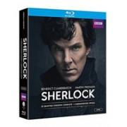 Koch Media Sherlock Definitive Edition - Blu-Ray (Stagione 1-4 + L'Abominevole Sposa)