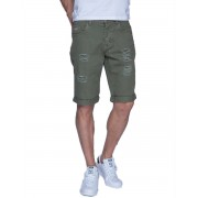 MZGZ Feed Pants Green