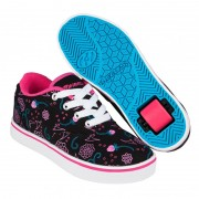 Heelys Launch Black/Hot Pink/Blue