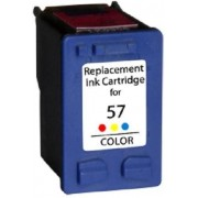 MASQUETONERS Tinta Compatible Hp 57 Tricolor C6657ae