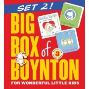 Big Box of Boynton, Set 2!: For Small and Fabulous Kids, Hardcover