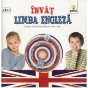 Invat limba engleza contine CD cu jocuri
