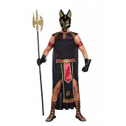Dreamguy Anubis God Of The Underworld Costume 10251