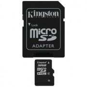 Kingston Micro-SDHC 32GB, Secure Digital Card Class 4