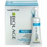 Matrix Biolage Advanced Keratindose tratament pe baza de keratina pentru par deteriorat 10x10 ml