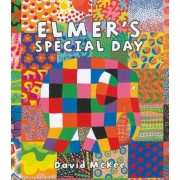 Elmer's Special Day, Hardcover