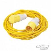 PowerMaster Prodlužovačka 16A - 110V 10m 3 Pin 475654 5024763124266