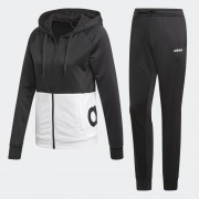 Дамски Спортен Екип Adidas Linear Hoodie French Terry DV2425