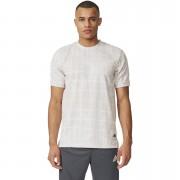 adidas Men's Graphic DNA Training T-Shirt - White/Grey - S - White/Grey