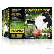 EXO TERRA Corp de iluminat pentru terariu Compact Top NANO 20x9x15cm
