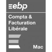EBP Compta & Facturation Libérale MAC - monoposte - Dernière version - Ntés Légales incluses