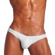 Icker Sea Bottomless Jock Bikini Underwear White COI-18-01