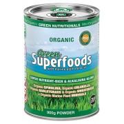 GreenSUPERFOODS Powder 1kg