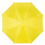 Umbrela Disco Yellow