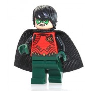 Lego Robin New Exclusive Dick Grayson Minifigure Loose 76034