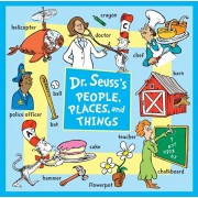 Dr. Seuss's People, Places, and Things, Hardcover/Dr Seuss