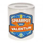 Bellatio Decorations Gekleurde Valentijn spaarpotten voor kinderen