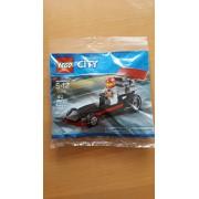Lego City 30358 Dragster Racer Promo Polybag Set