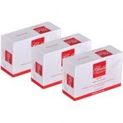 Gluta Advance White Firm Soap - 135g (Pack Of 3)