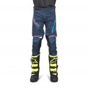 Alpinestars Crosshose Alpinestars Racer Braap Marineblau-Neonrosa Kinder