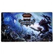 Wow World Of Warcraft Scourgewar Playmat Game Mat Pad