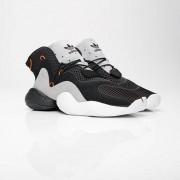 Adidas crazy byw lvl i Core Black/Orange/Hi-Res Red S18