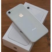 Apple iPhone 8 64GB silver (beg) ( Klass C )