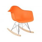 Famous Design Eames rocking chair RAR enfant - Orange