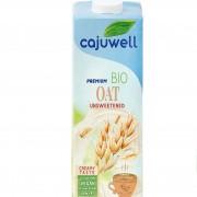 Bautura din Ovaz Bio neindulcit 1L Cajuwell