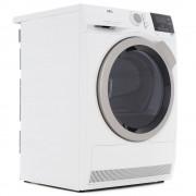 AEG T7DBG832R Condenser Dryer with Heat Pump Technology - White