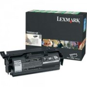 Тонер касета за Laser Toner Lexmark for T650/T652/T654 7 000 pages Black - T650A11E