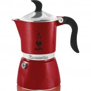 Espressor Bialetti Fiammetta Red Emotion 3 cesti