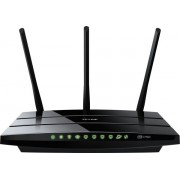 Router Wireless TP-Link Archer C7, Gigabit, Dual Band, 1750 Mbps, 3 Antene externe si 3 interne