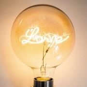 Ljuskälla LOVE LED