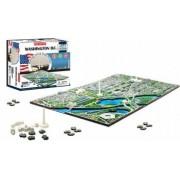 WASHINGTON D.C. Puzzle 4D Cityscape