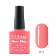 Oja semipermanenta OneStep Lila Rossa Professional 7.3ml OLROS014