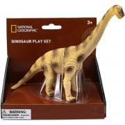 Figurina Dinozaur Brachiosaurus National Geographic, 22.5 x 12.5 x 15 cm, 3 ani+