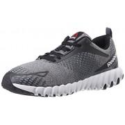 Reebok Men's Twistform Blaze Matl Black, Grey and White Running Shoes - 7 UK