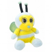 Merkloos Speelgoed vlinder knuffel 26 cm
