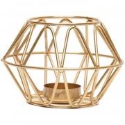 Candleholder Cozy Gold - Decoratie