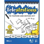 USAopoly Telestrations Family Edition