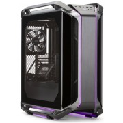 Cooler Master Cosmos C700m Grey, Black & Silver XL-ATX Desktop Chassis with Tempered Side Window