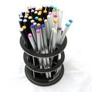 5 db Swarovski köves ceruza - ezüst