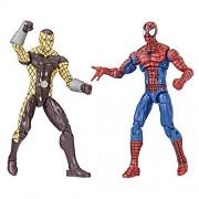 Spider-Man Marvel Legends Shocker Figures 2-Pack, 3.75-Inch
